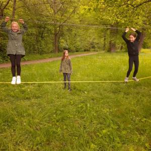 Odpolední venkovní aktivity pro děti